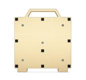 Bauplattform