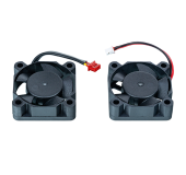 Extruder Fan Coolers Top and Front